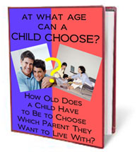 At What Age Can A Child Choose in Custody